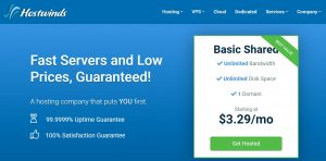 Hostwinds 75% OFF Coupon [Free domain + SSL] – VPS Review in 2020
