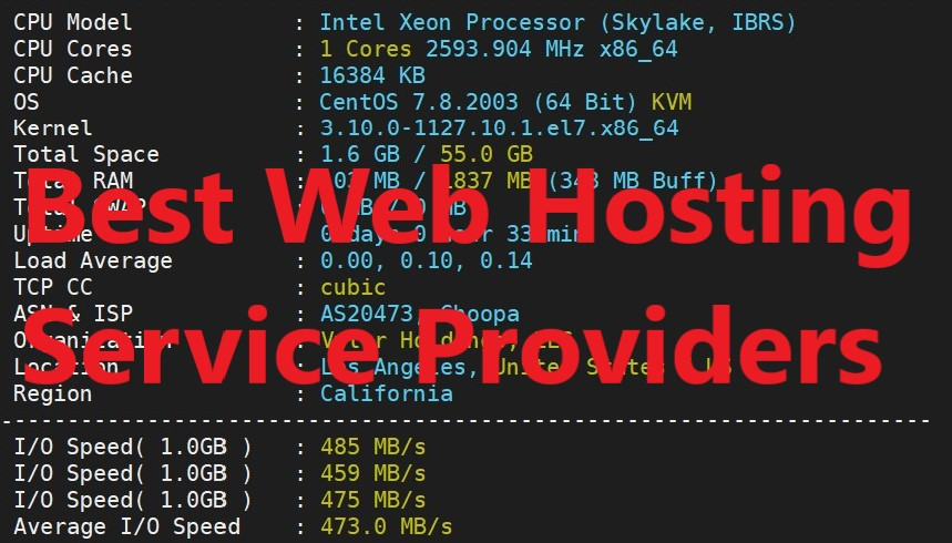 How to Choose the Best Web Hosting Service Providers